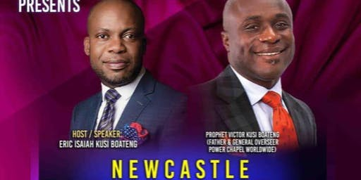 HOLY SPIRIT REVIVAL - NEWCASTLE- POWER CHAPEL WORLDWIDE