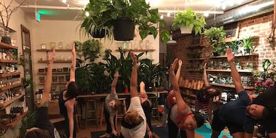 Morning Yoga with Pop Up Yoga Baltimore (Canton!)