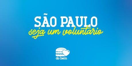 Hamburgada do Bem - Vila Bela Vista (ZONA NORTE) - São Paulo - HB 96 tickets