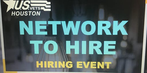 Network to Hire Veterans Event
