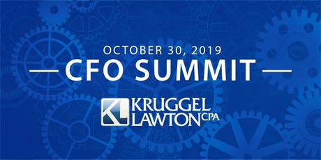 2019 CFO SUMMIT tickets
