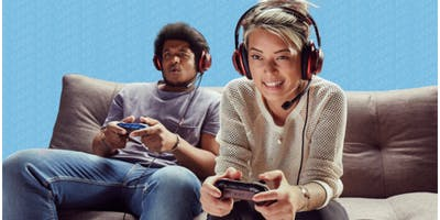 Gaming Summer Camp (Day 1) – grow your passion for gaming and learn positive life skills, ages 13+