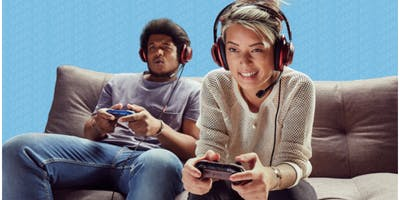 Gaming Summer Camp (Day 2) – grow your passion for gaming and learn positive life skills, ages 13+
