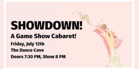 Showdown: A Burlesque Game Show! tickets