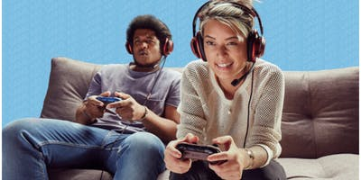 Gaming Summer Camp (Day 3) – grow your passion for gaming and learn positive life skills, ages 13+