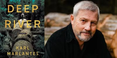 """Meet Karl Marlantes discussing """"Deep River"""" at Books & Books!"""