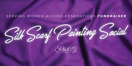 Silk Scarf Painting Social