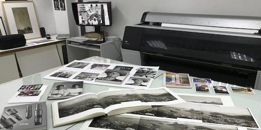 A fotografia e o tratamento de imagens para impressões contemporâneas