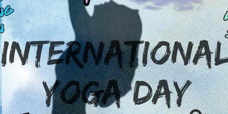 International Yoga Day with Tiffany Of Trupeace tickets