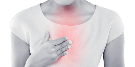 """Grand Living Seminar Series:  Take the """"Burn"""" out of Heartburn tickets"""