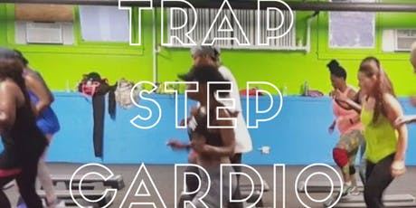 Trap Step Cardio tickets
