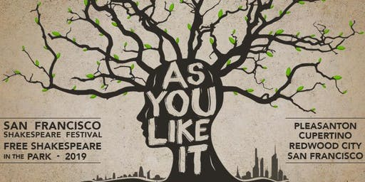 Free Shakespeare in the Park: As You Like It