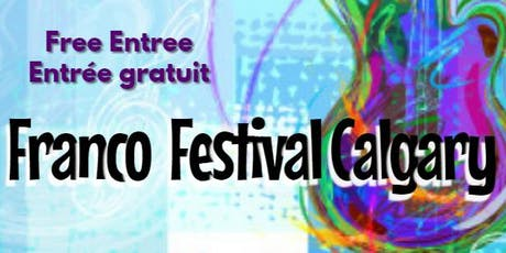 Franco Festival Calgary  tickets