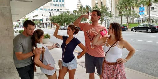 Amazing Let's Roam Tampa Scavenger Hunt: Blue Bay & Green Spaces!