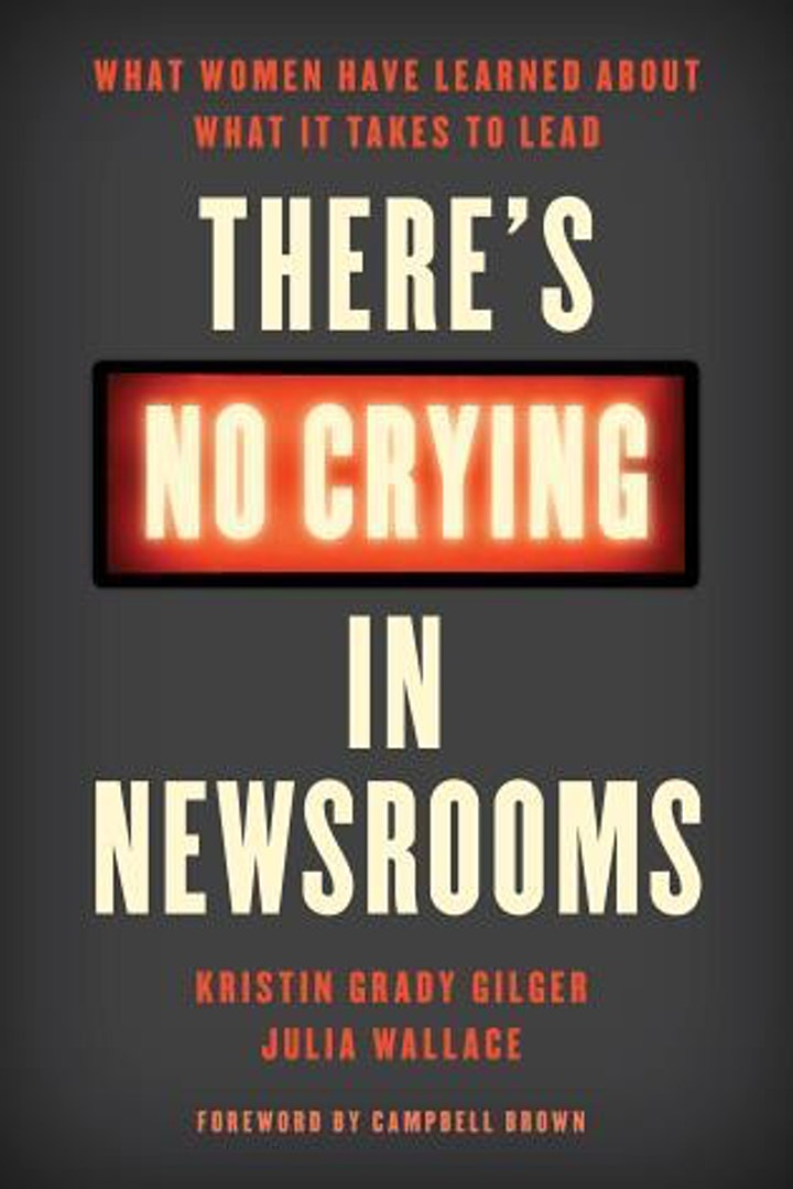 There's No Crying in Newsrooms image