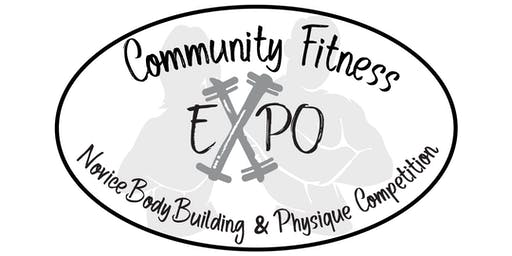 Community Fitness Expo, Bodybuilding & Physique Competition