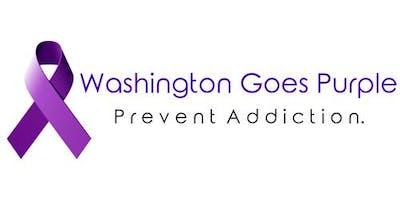 Washington Goes Purple Dinner & Dance at Elks Lodge 378