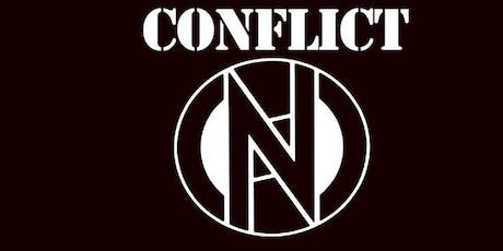 CONFLICT in Portland tickets