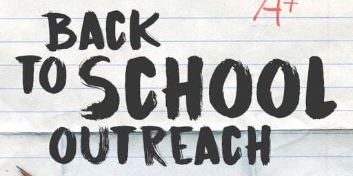 Rock Solid Church Back to School Outreach Backpack Giveaway Registration