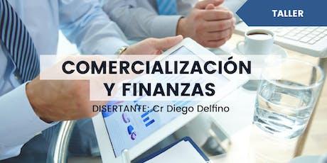 Comercialización y finanzas entradas