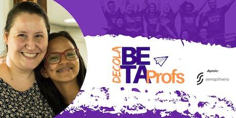 Programa de Ensino de Iniciação Científica Decola Beta Professores|LIBERATO ingressos