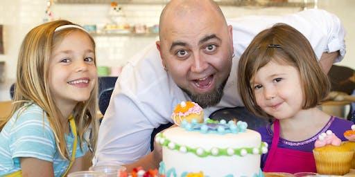 Kids Cake Decorating Competition with Duff Goldman & Friends! (Tarzana)