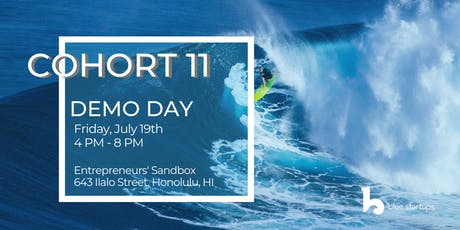 Blue Startups Cohort 11 Demo Day tickets