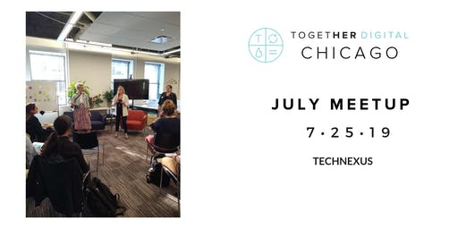 Together Digital Chicago July Meetup: The Women of Blockchain & Cryptocurrency