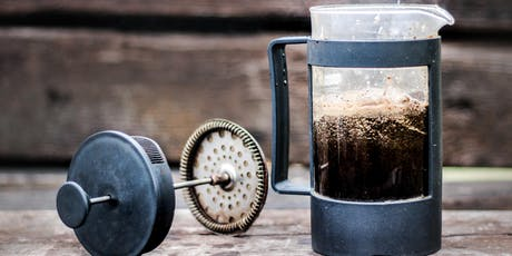 Start brewing coffee at home tickets