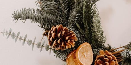 Winter Evergreen Wreath Workshop With Eve Floral Co. tickets