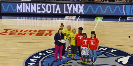 MICAH Family Night at the Minnesota Lynx