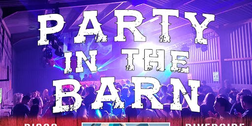 Party in a Barn