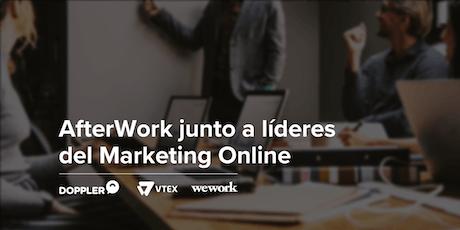 AfterWork junto a líderes del Marketing Online entradas