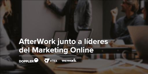 AfterWork junto a líderes del Marketing Online