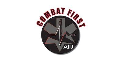 Combat First Aid - Wenatchee Police Department