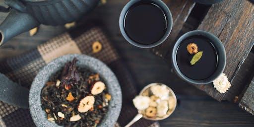 Medicinal Herbal Tea Tasting + Blending