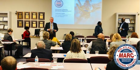Department of Defense Mid-Atlantic Regional Council for Small Business Education and Advocacy Summer 2019 Workshop tickets