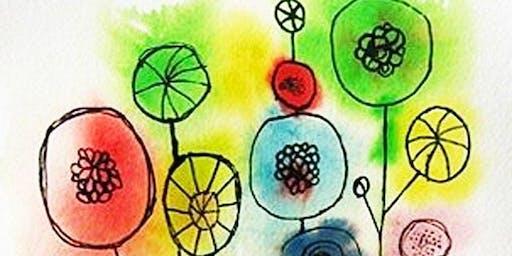 Free Watercolor Kids Workshop