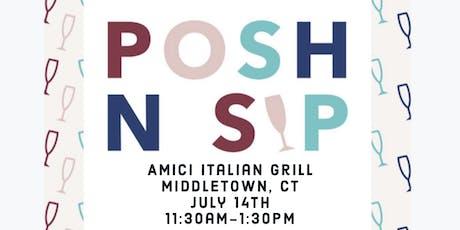 Posh 'n Sip CT!  tickets