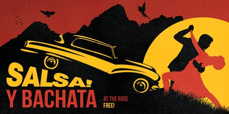 Salsa & Bachata Night tickets