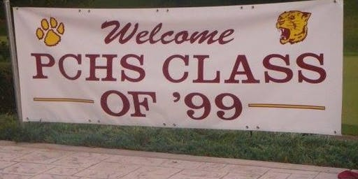 Class of 1999; 20 Year Reunion