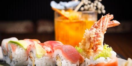 Sushi, Sake & Suntory Spirit Dinner R26 tickets