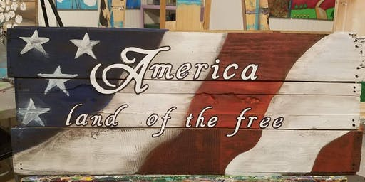 America land of the free