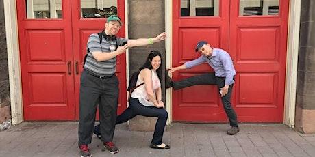 Toronto Scavenger Hunt: Let's Roam At Toronto's Core! tickets