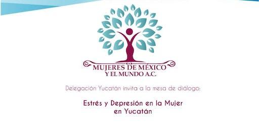 Estrés y Depresión en la Mujer en Yucatán