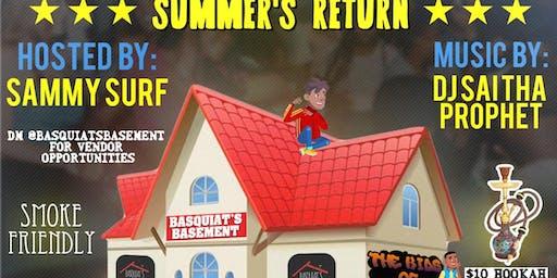 THE KID'S OF SUMMER : SUMMER'S RETURN