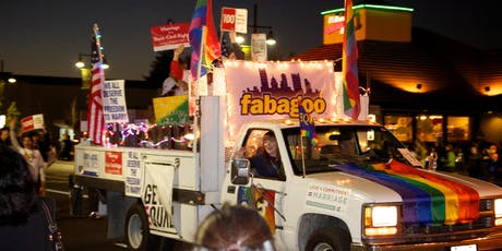 Castro Valley Light Parade - Meet in the Street tickets