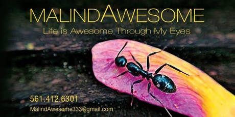Life is Awesome Through My Eyes - Photography Exhibition tickets