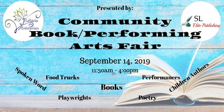 Community Wide Book Fair and Performing Arts Event tickets
