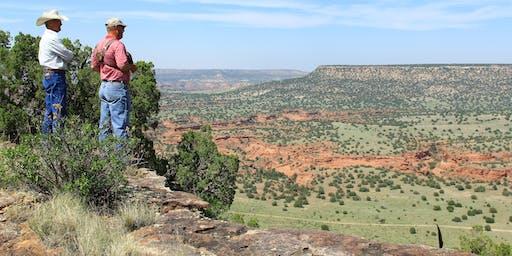 JE Canyon Ranch Rendezvous: Science, Management, Markets
